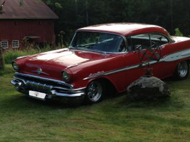 Cars Carsten S 1957 Pontiac Star Chief